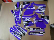 New YZF 250 400 426 98 99 00 01 02 PTS4 Graphics Sticker Decals Kit Motocross